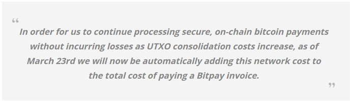 Bitpay Invoices