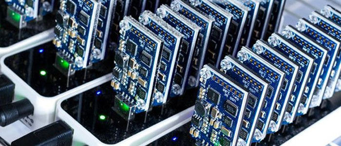 Cryptocurrency mining on cloud server